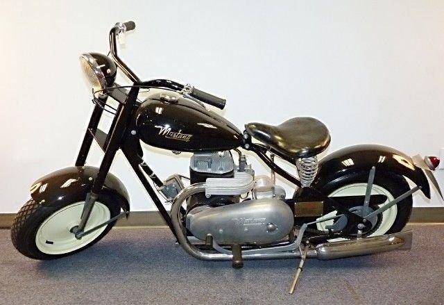 1947 mustang model 2