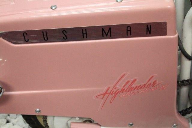 1960 Cushman Highlander