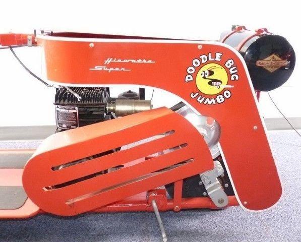 1954 DOODLEBUG JUMBO & SMALL,