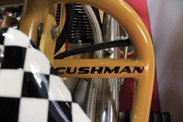 1958 Cushman ARLEN NESS