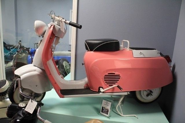 1963 SILVER PIGEON C-80