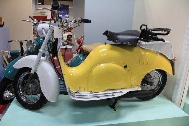 1961 ISO SCOOTER