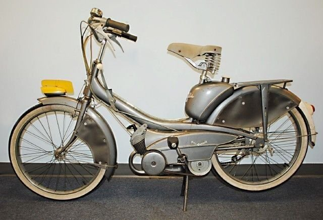 1952 mobylette motorbike