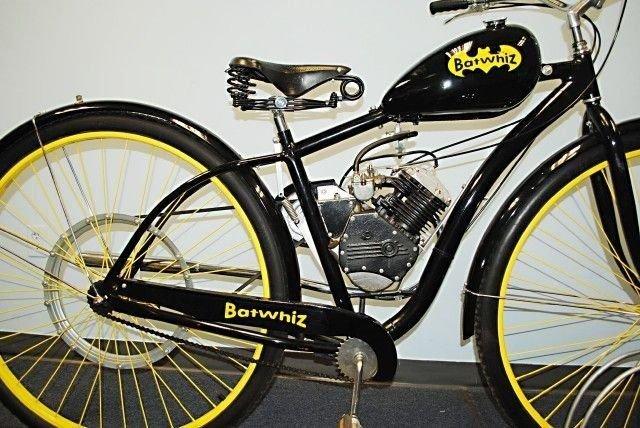 1960 WHIZZER BATWHIZ