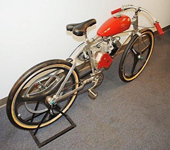 1956 WHIZZER PACER RACER CUSTOM