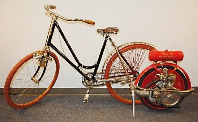 1890 s antique bicycle
