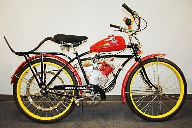 1957 WHIZZER MICKEY MOUSE