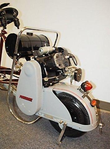1953 Roadmaster POWERBIKE