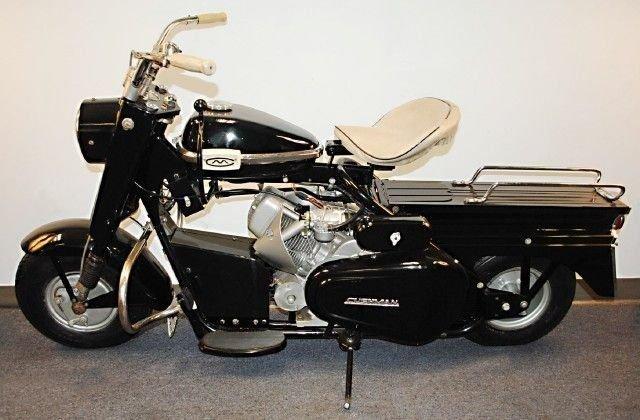 1963 Cushman EAGLE