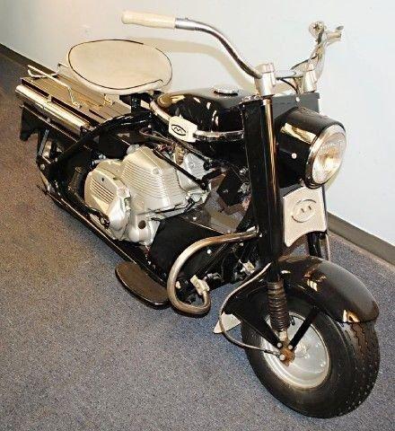 1963 Cushman EAGLE | Orlando Auto Museum