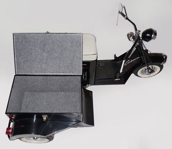 1953 Cushman SERIES 60 WITH SIDE CAR