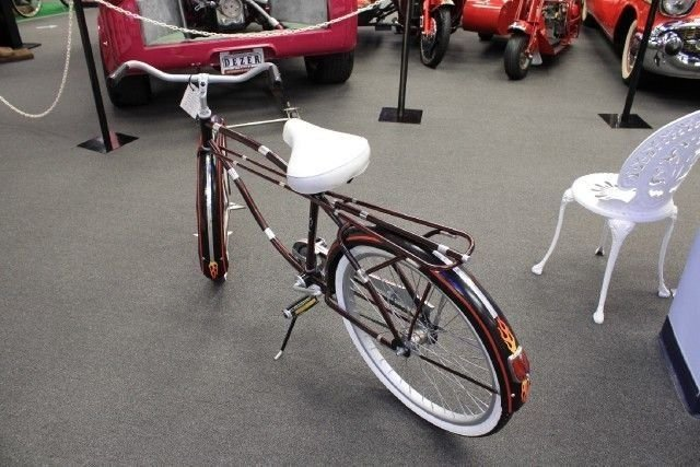 NONE BOWDEN BICYCLE