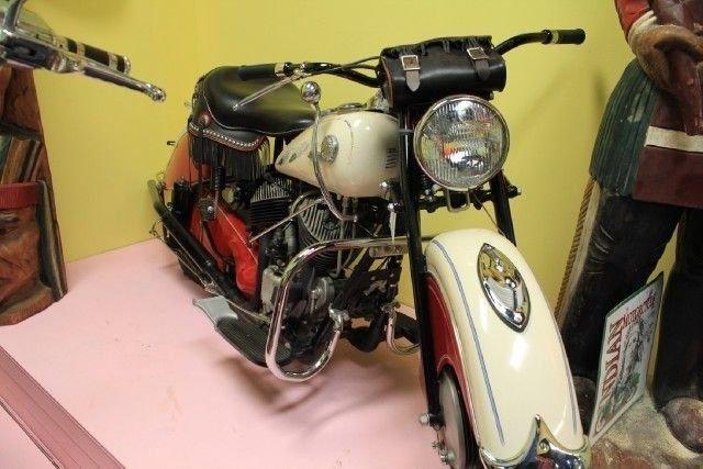 1946 indian chief custom