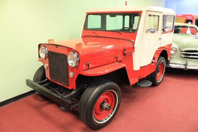 1951 Willys CJ