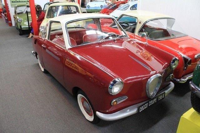1964 goggomobil ts 250