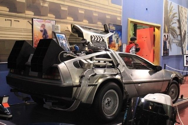 1981 DeLorean COUPE