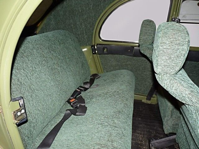 1980 Citroen 2CV6