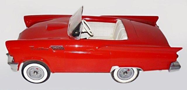 1957 thunderbird go cart
