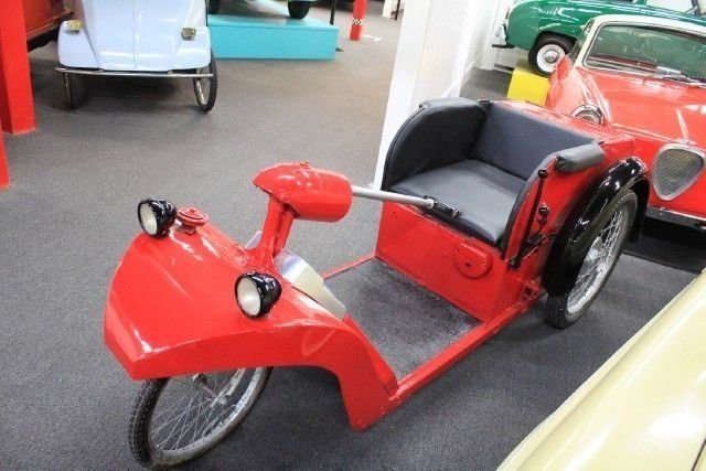 None listed roadster go cart
