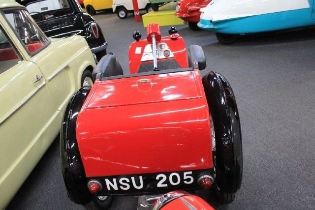 NONE LISTED ROADSTER GO-CART
