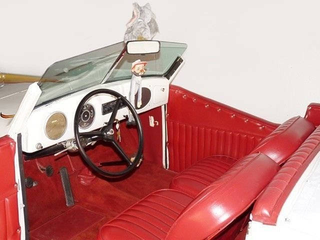1947 Crosley CLOWN CAR