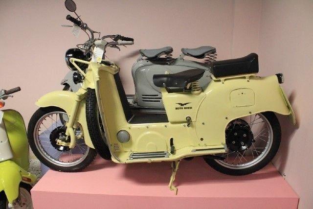 1950's MOTO GUZZI SCOOTER