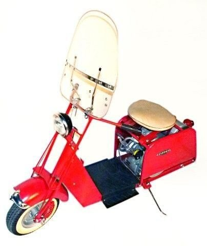 1951 CUSHMAN ALLSTATE SCOOTER