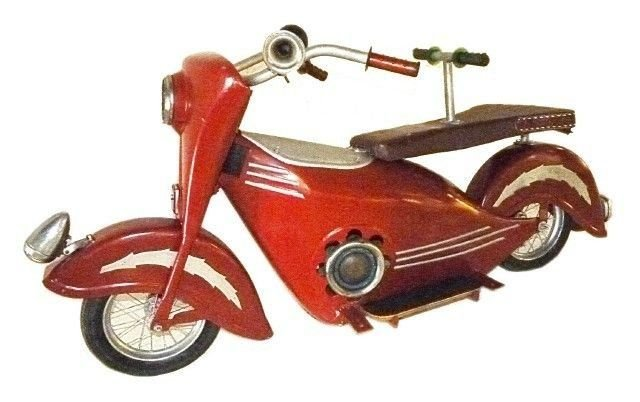 Novelty generic scooter