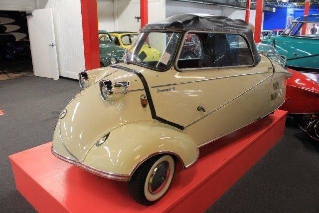 1957 messerschmitt kr 200