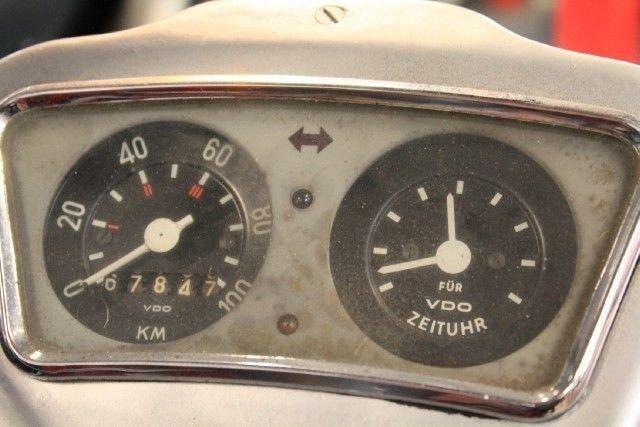 1958 Heinkel Trojan