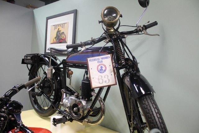 1925 aiglon motorcycle