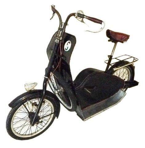 1951 laverda scooter