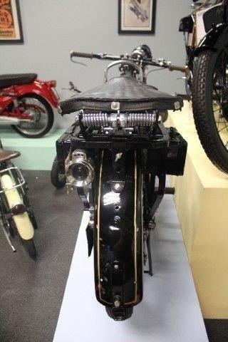 1927 SCHUTOFF MOTORCYCLE