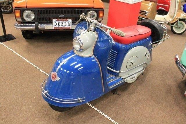 1954 goggo scooter