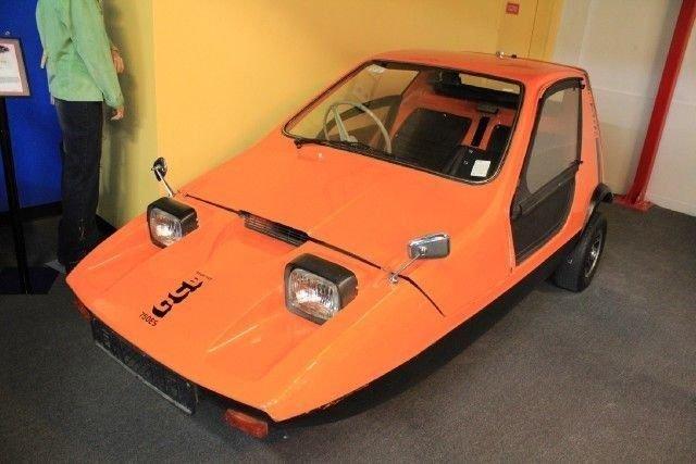1973 bond reliant bug 700 es