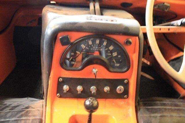 1973 BOND (Reliant) BUG 700 ES