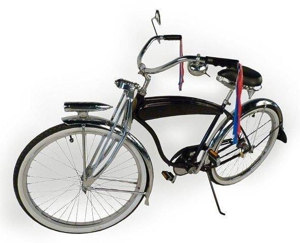 None schwinn bicycle