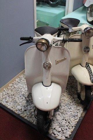 1961 laverda motor sooter