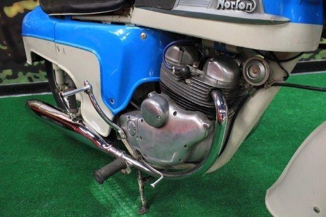 1961 NORTON JUBILEE TWIN