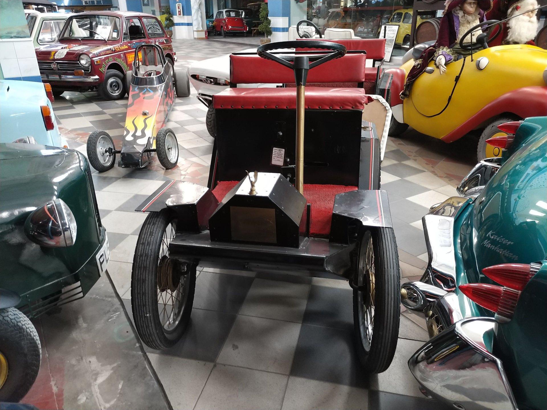 1988 godspeed invalid carriage