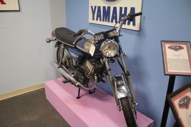 1975 Yamaha RD200 ELECTRIC