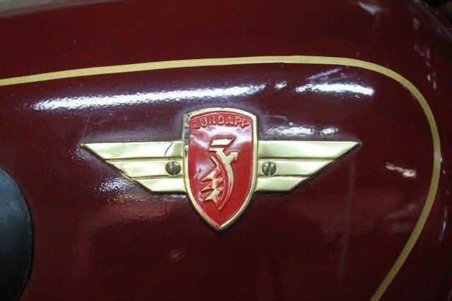 1957 ZUNDAPP 250 SUPER SABRE