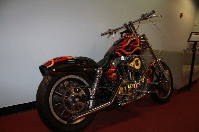 1975 Harley Davidson XLH SPORTSTER