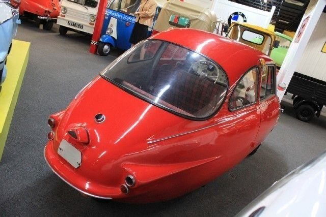 1957 FULDAMOBIL S7 Coupe