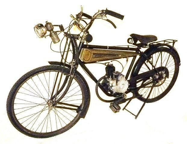 1936 st georges motorized bicycle