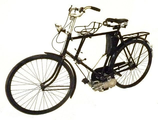 1953 veb motorized bicycle