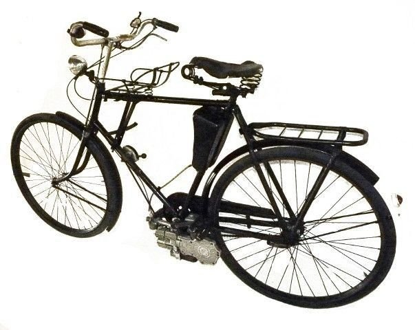 1953 VEB MOTORIZED BICYCLE for sale #173169 | Motorious