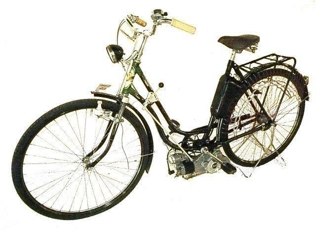1954 jlo motorized bicycle