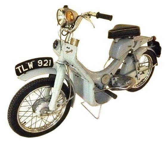 1957 bsa dandy