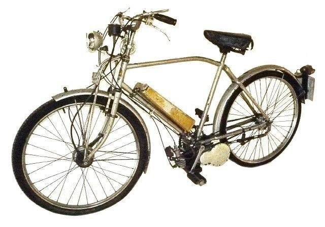 1951 vincent firefly